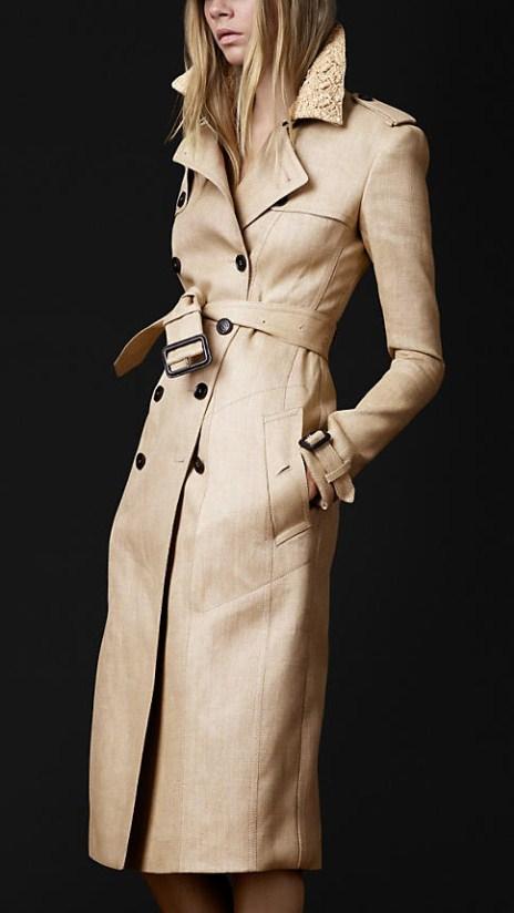 Модные пальто весна 2014 8