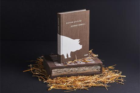 George Orwell`in Kült Eseri ``Hayvan Çiftliği`` Koleksiyon Baskısıyla Raflarda!