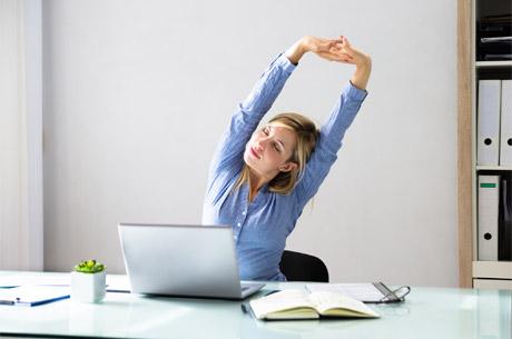 İş Yerinde Enerjinizi Arttırmanın 7 Yolu