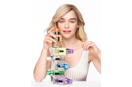Emilia Clarke Clinique'in Marka Yüzü Oldu