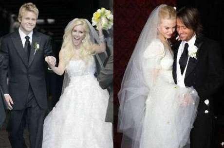 ünlülerin Gelinlik Modelleri Evlilik Cosmoturk