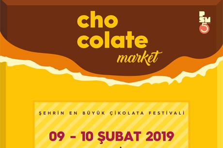 En Tatlı Sevgililer Günü Hediyeleri Chocolate Market'ta Olacak