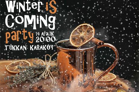 """Tükkan Karaköy'de """"Winter is Coming"""""""