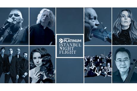 """Turkcell Platinum İstanbul Night Flight"" Ocak Ayında Başlayacak!"