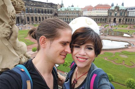 Birinci Yıllarını Prag`da Kutladılar