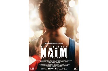 NAİM 22 Kasım'da Tüm Türkiye'de Sinemalarda