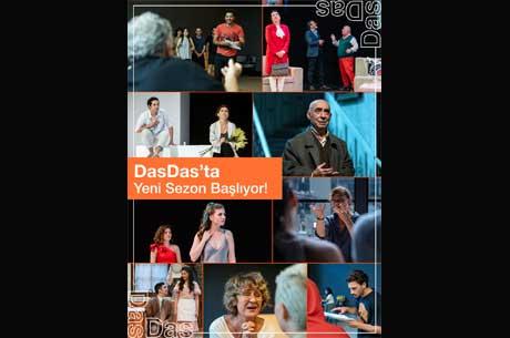 DasDas Ekim Ayında Yepyeni Oyunlarıyla Sahnesine Geri Dönüyor!
