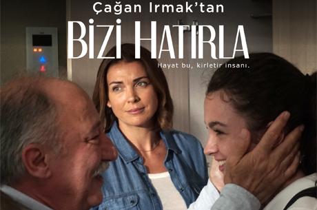 Çağan Irmak'tan ''Bizi Hatırla''23 Kasım'da Sinemalarda
