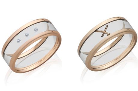 Fi-Çi-Pi Dizisinin Evlilik Alyansları Koleksiyon'dan