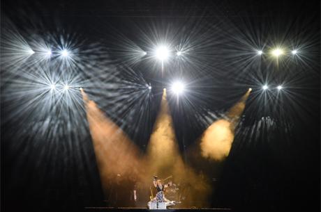 Yenikapı'da Müziğin Sesi Sertab Erener'le Yükseldi