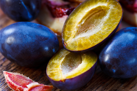 Mavi-Mor Renkli 5 Yaz Meyvesi!