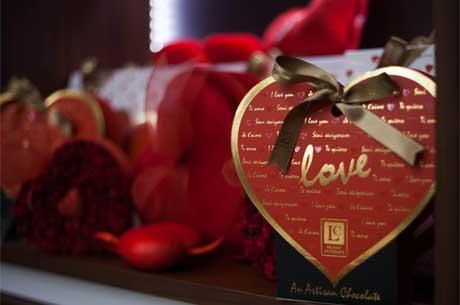 L'ART DU CHOCOLAT Yeni Yıl`da Nişantaşı'nda