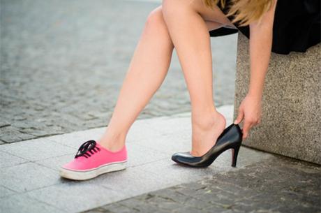 Aynı Ayakkabı Üst Üste Giyilmemeli!!!