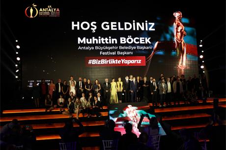 Antalya Altın Portakallar Sahiplerini Buldu!
