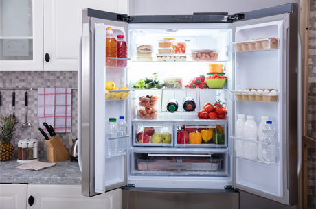 Buzdolabınızı Temiz Tutmak Çok Kolay