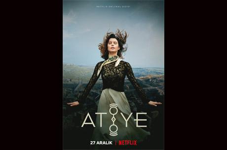 Netflix Atiye'nin Resmi Fragmanını Paylaşdı!