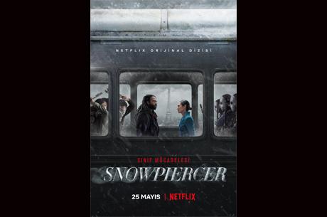 Netflix Yeni Dizisi SNOWPIERCER Fragman ve Afişini Paylaştı