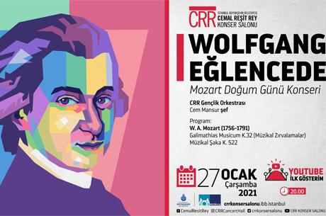 CRR'in Çevrimiçi Konserleri Devam Ediyor