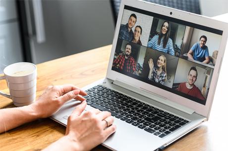 Sosyal Mesafeyi Koruyun Sosyal Bağlantınızı Kesmeyin