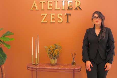 Modern Şıklığın Yeni Adresi: Atelier Zest