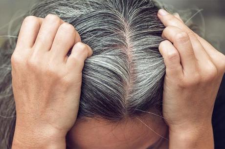 Saçlar Neden Beyazlıyor?