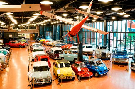 Rahmi M. Koç Müzesi Yeniden Açıldı