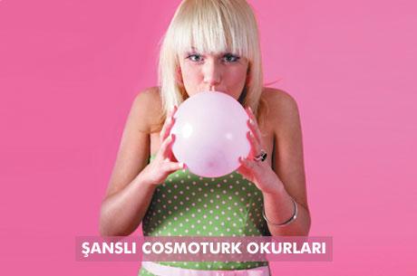 Armağan Kazanan Şanslı Cosmoturk Okurlarımız (Haziran 2012)