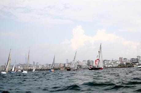 5.Deniz Kızı Kadın Yelken Kupası 5 Eylül 2020'de Düzenlenecek