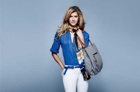 e1080aa3787d7 F&F 2012 İlkbahar Yaz Koleksiyonu, sezon trendlerinden esinlenen çizgileri  ile kadın, erkek, çocuk ve bebek modasına enerji dolu ve renkli  tasarımlardan ...