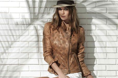 Derimod'dan Baharlık Ceketler