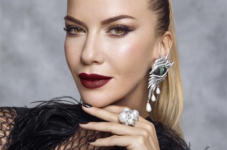 La Princesa Jewelry Tahtında Bir Stil Tanrıçası: Ivana Sert