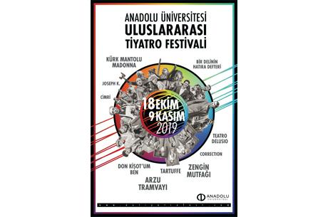 Uluslararası Tiyatro Festivaline Geri Sayım Başladı