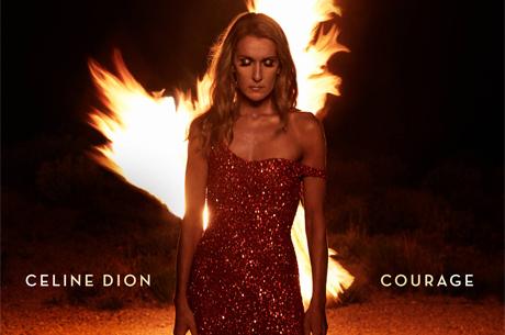 """Celine Dion'un Beklenen Albümü """"Courage"""" Yayınlandı!"""