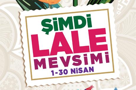 İstanbul Lale Festivali Başlıyor!!!